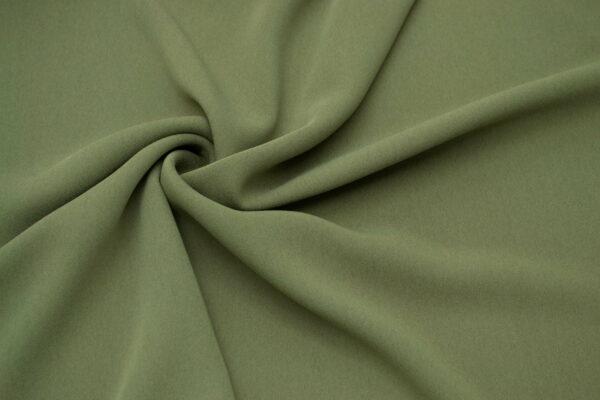 Tkanina Sukienkowa na Kombinezon Spódnice Koszule Jasny Khaki