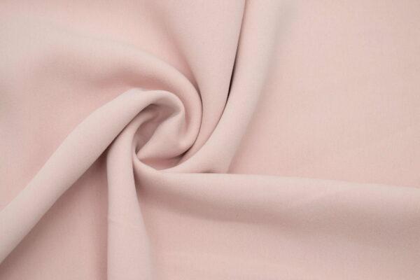 Tkanina Sukienkowa na Kombinezon Spódnice Koszule Puder