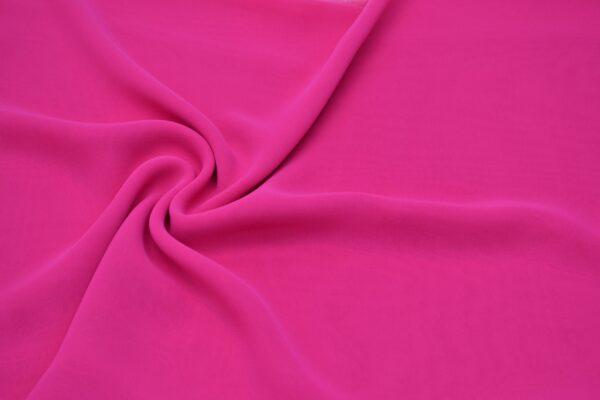 Tkanina Bluzkowa Sukienkowa Amarant