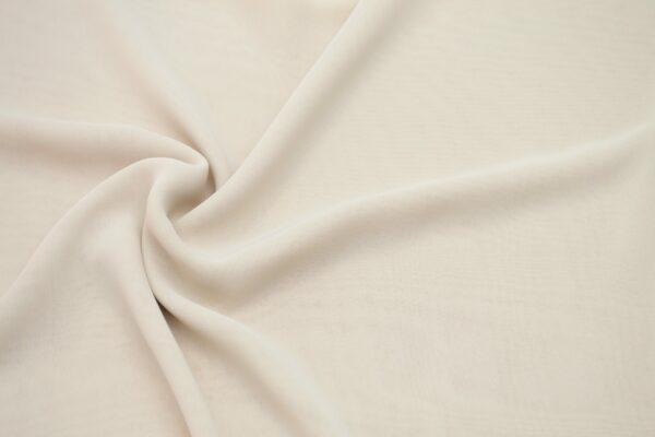 Tkanina Bluzkowa Sukienkowa Beżowy