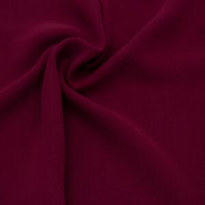 Tkanina Bluzkowa Sukienkowa Bordo
