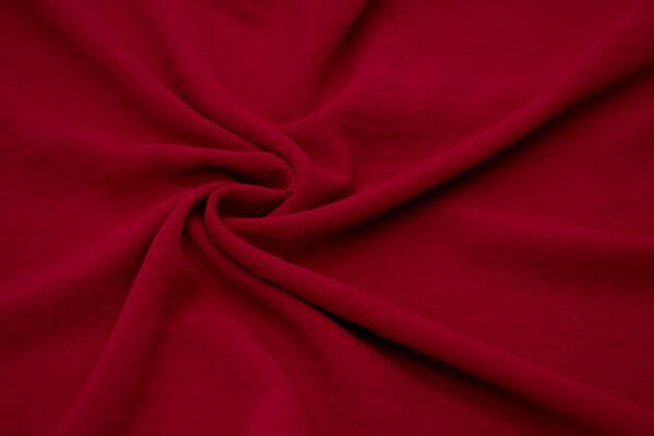 Tkanina Sukienkowa Bluzkowa Wino