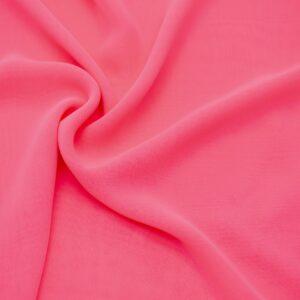 Ткань Неоновый Розовый