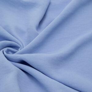 Tkanina Sukienkowa Bluzkowa Niebieski