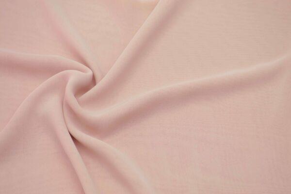Tkanina Bluzkowa Sukienkowa Puder