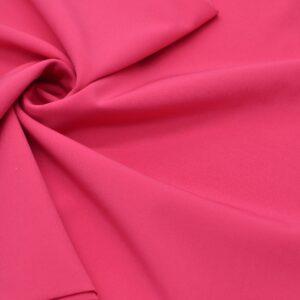 Tkanina Sukienkowa Bluzkowa Koszulowa Ciemna Malina