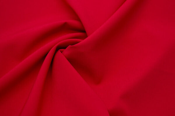 Ткань Красный