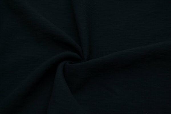 Tkanina Sukienkowa Bluzkowa Koszulowa Czarna