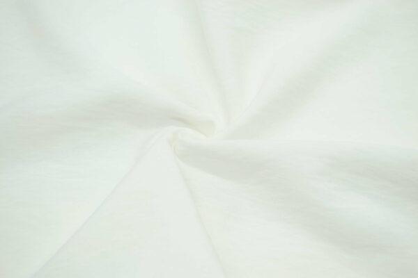 Tkanina Sukienkowa Bluzkowa Koszulowa Biała