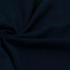 Tkanina Sukienkowa Bluzkowa Koszulowa Granatowa