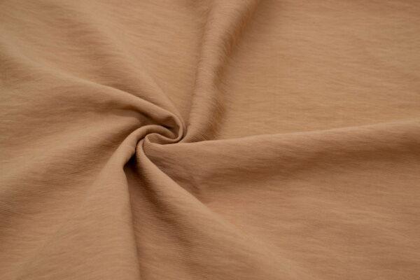 Tkanina Sukienkowa Bluzkowa Koszulowa Kamel