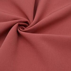 Tkanina Sukienkowa Garniturowa na Spódnice Ceglany