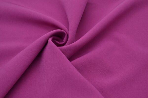 Tkanina Sukienkowa Garniturowa na Spódnice Ciemny Fandago