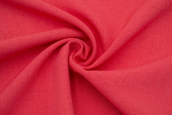 Tkanina Sukienkowa na Spódnice Szorty Spodnie Żakiet Koral