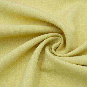 Tkanina Sukienkowa na Spódnice Szorty Spodnie Żakiet Limonka