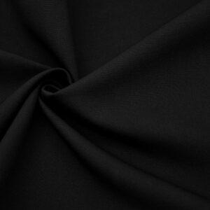 Ткань Черный
