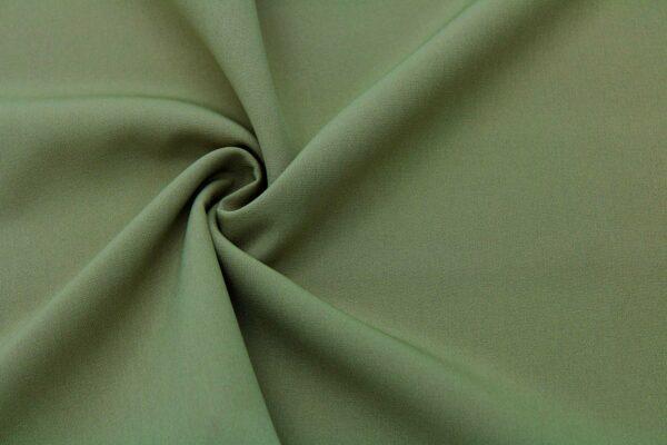 Tkanina Sukienkowa Garniturowa na Spódnice Khaki