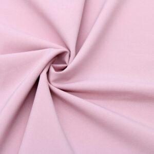 Tkanina Sukienkowa Bluzkowa Koszulowa Pudrowy Róż