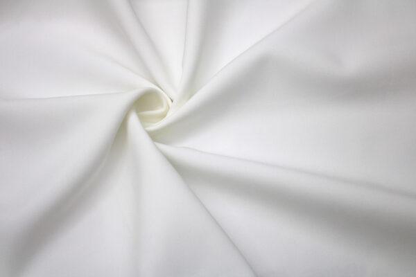 Tkanina Sukienkowa Garniturowa na Spódnice Ecru
