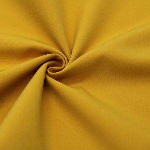 Tkanina Sukienkowa Garniturowa na Spódnice Musztardowy