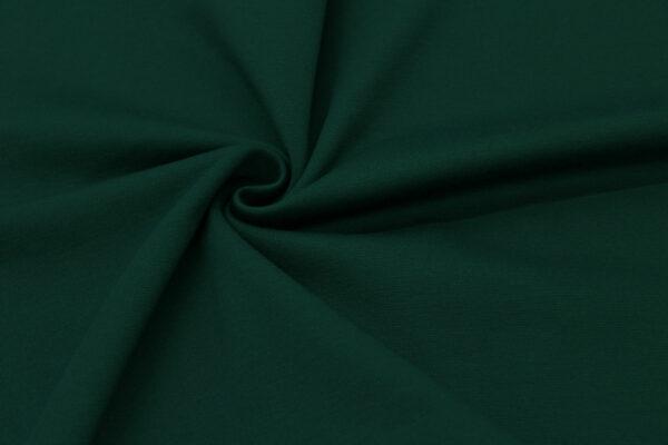 Dzianina Sukienkowa Na Spódnice Butelkowy Zielony