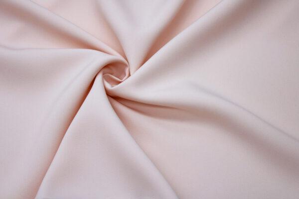 Tkanina Sukienkowa Garniturowa na Spódnice Pudrowy