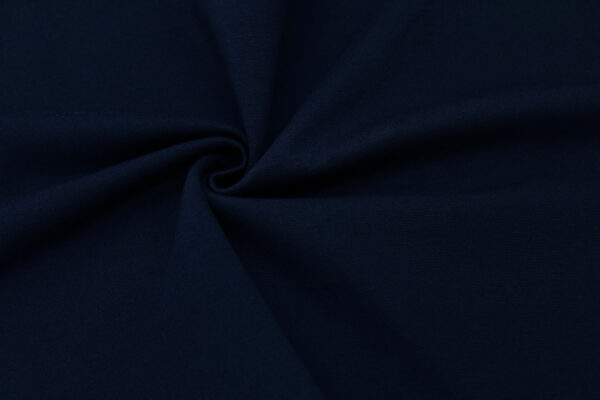 Dzianina Sukienkowa Na Spódnice Granatowy