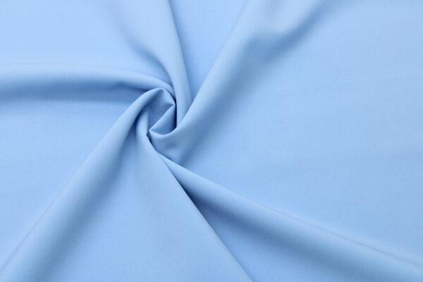 Tkanina Sukienkowa Bluzkowa Koszulowa Błękitny