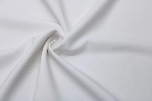 Tkanina Sukienkowa Bluzkowa Koszulowa Ecru