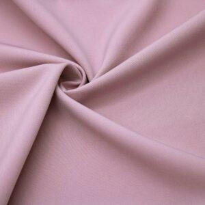 Tkanina Sukienkowa Garniturowa na Spódnice Brudny Róż