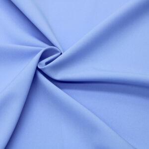 Tkanina Sukienkowa Bluzkowa Koszulowa Zimny Niebieski