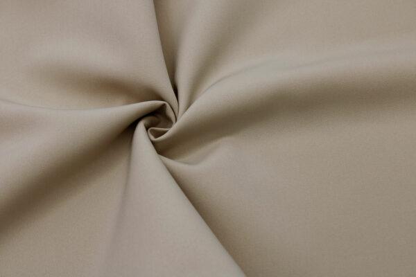 Tkanina Sukienkowa Garniturowa na Spódnice Ciemny Beż