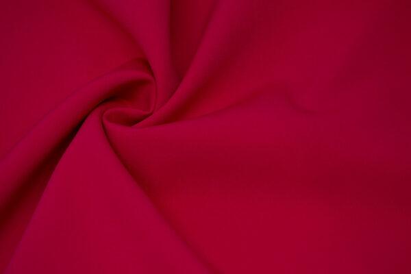 Tkanina Sukienkowa Garniturowa na Spódnice Malinowy Róż