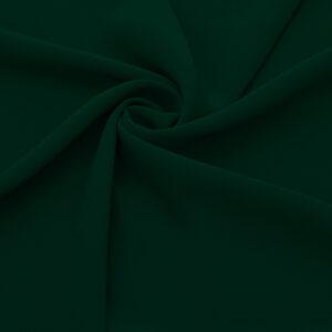 Tkanina Sukienkowa Bluzkowa Butelkowa Zieleń