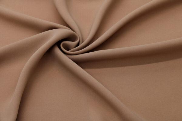 Tkanina Sukienkowa Bluzkowa Kamel